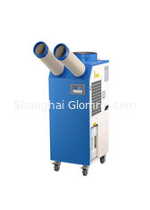 China Floor Standing Industrial Portable Air Conditioner With Self Contained Wheels supplier
