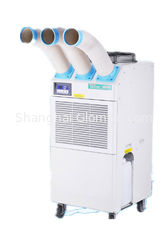 China 3 Ducts Industrial Mobile Air Conditioner , Flexible Portable Spot Cooler supplier