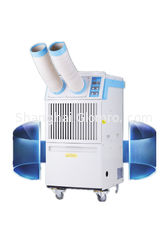 China Low Energy Consumption Industrial Portable Aircon Lightweight With 2 Hoses supplier