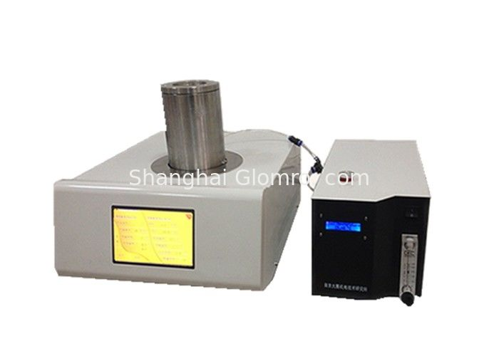 Plastic / Rubber Thermo Gravimetric Analyzer With 7 Inch Full Color Touch Screen