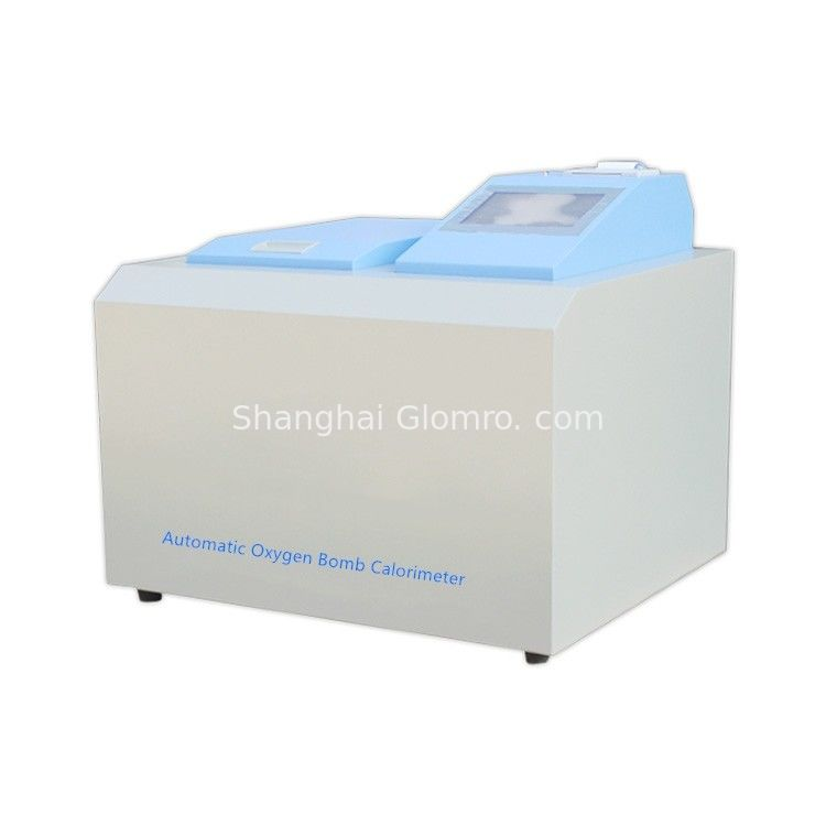 Lab ASTM D5865 Heat Absorption Oxygen Bomb Calorimeter